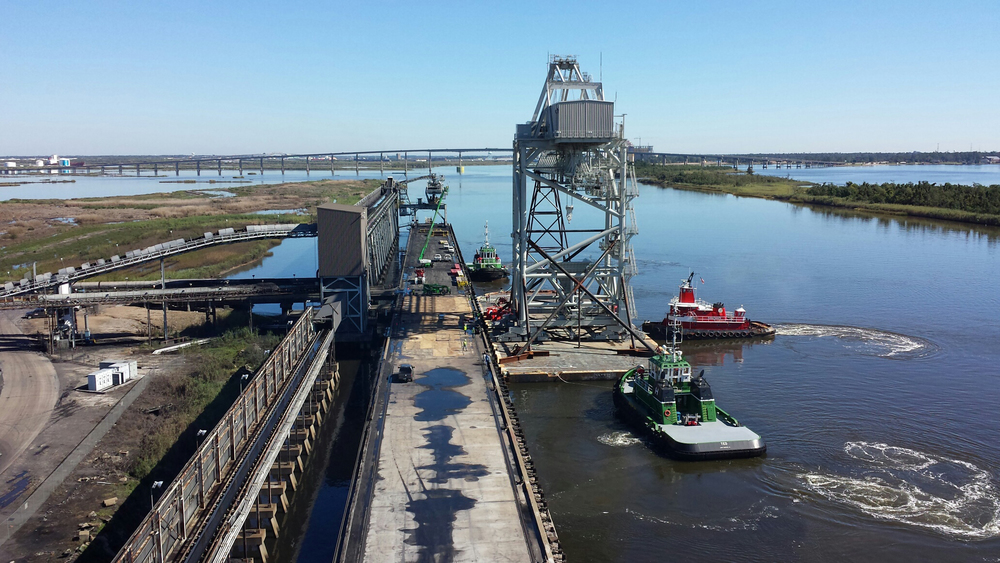 Port of Lake Charles BT-1 Ship Offloader, Lake Charles, LA