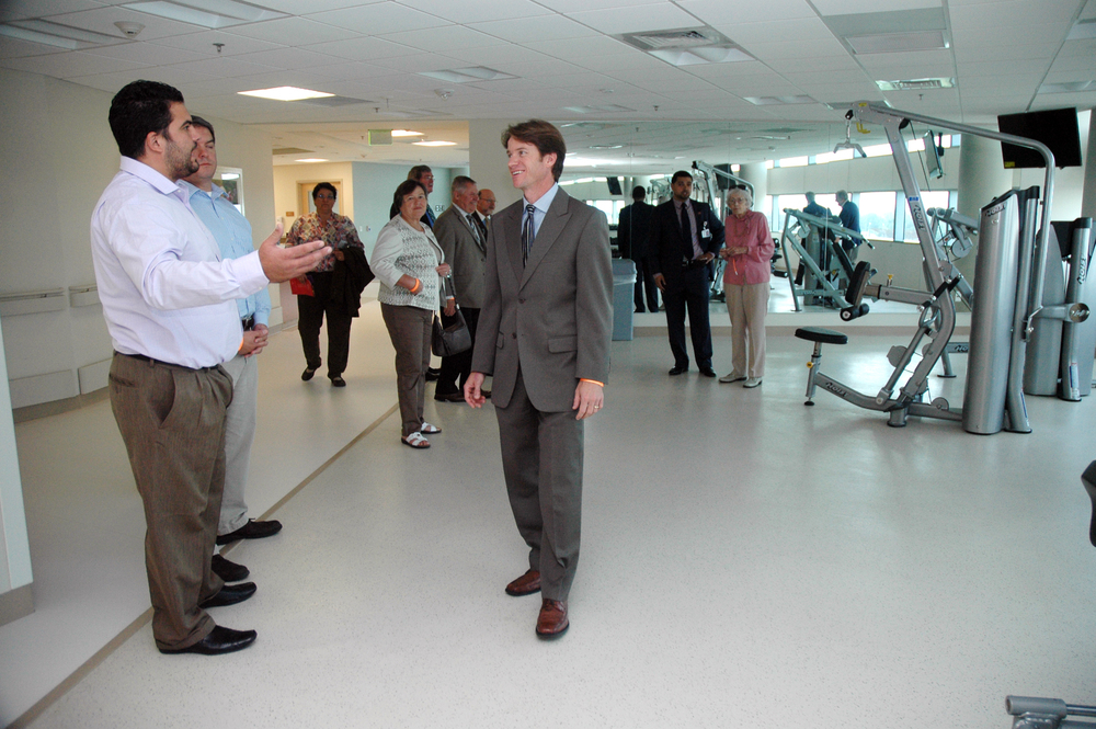 New Orleans East Hospital Grand Opening