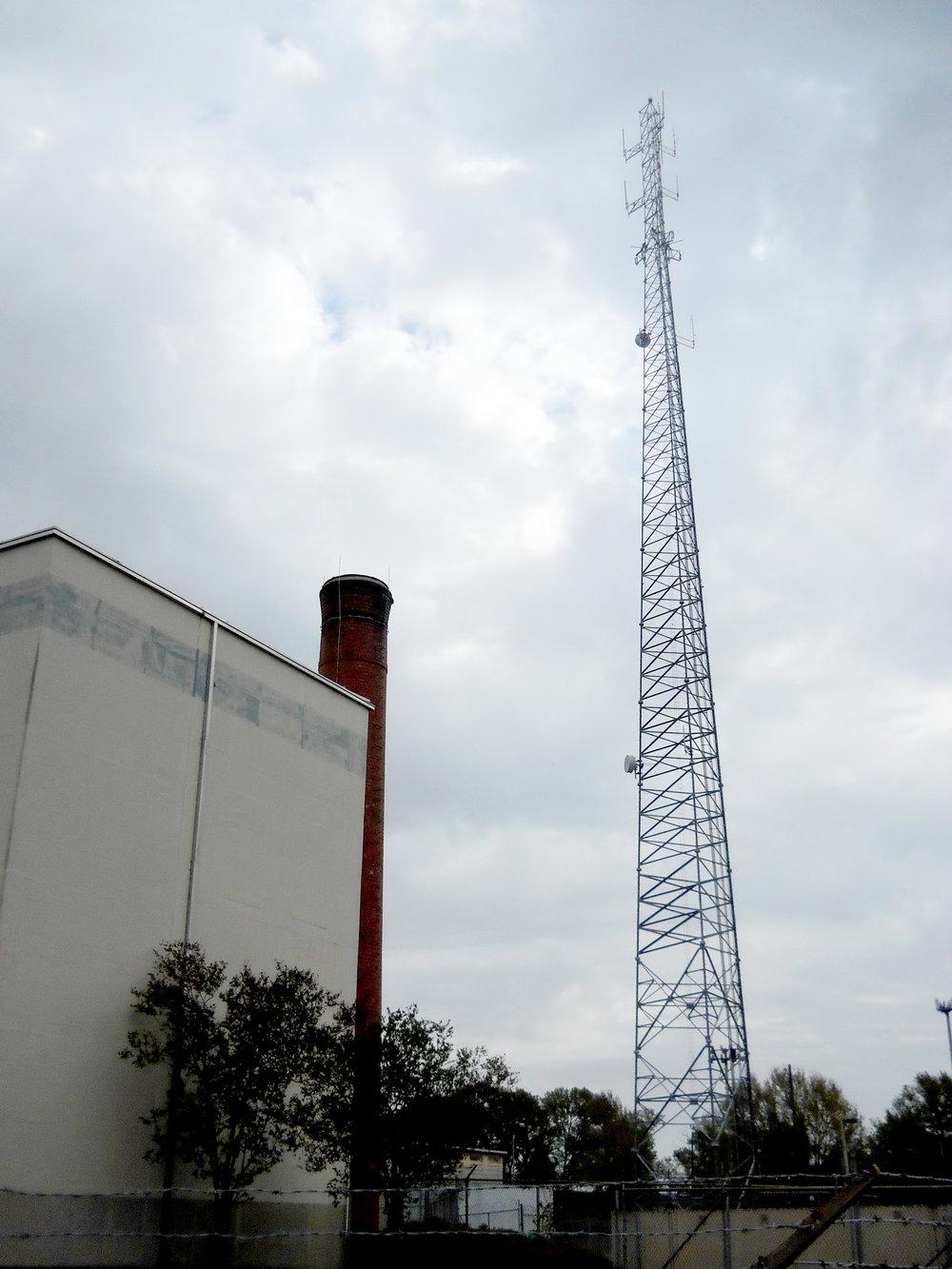 Jefferson Parish Westbank Emergency Operation Center Communications Tower