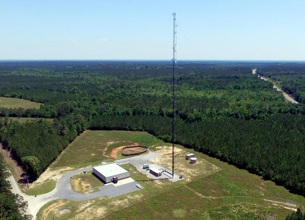 Washington Parish Emergency Operations Center and Communications Tower
