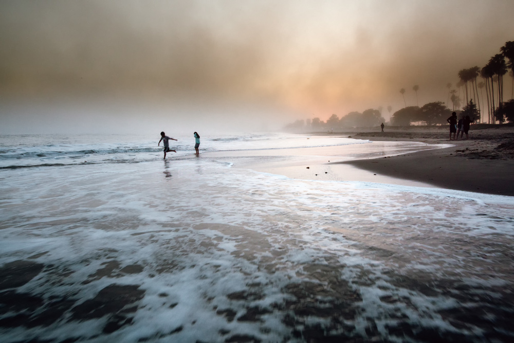 Goleta Beach, California