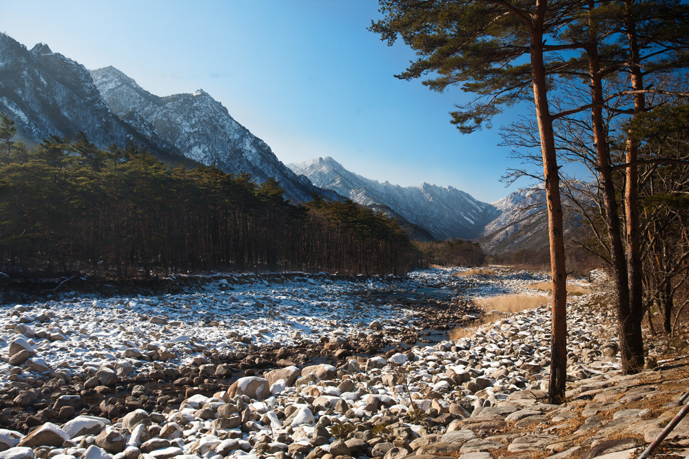 Seorak Mountain, Korea