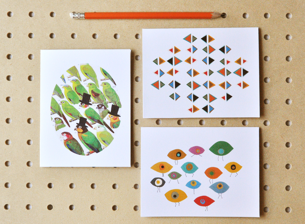 Kate Zaremba Company Cards 2014
