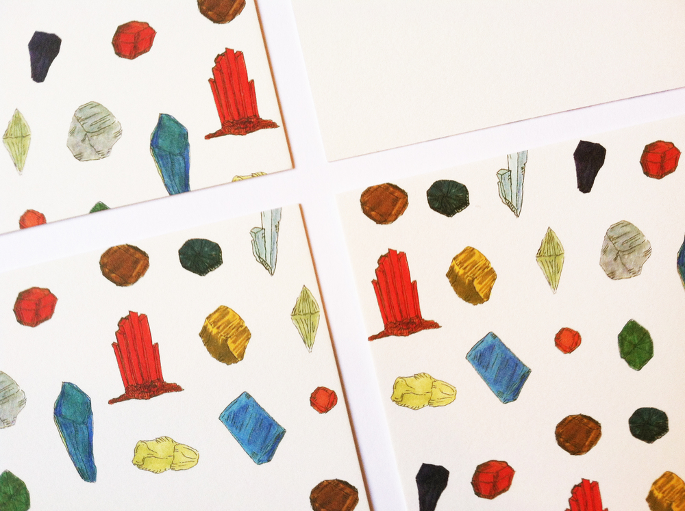 You are a real gem. cards // Kate Zaremba Company