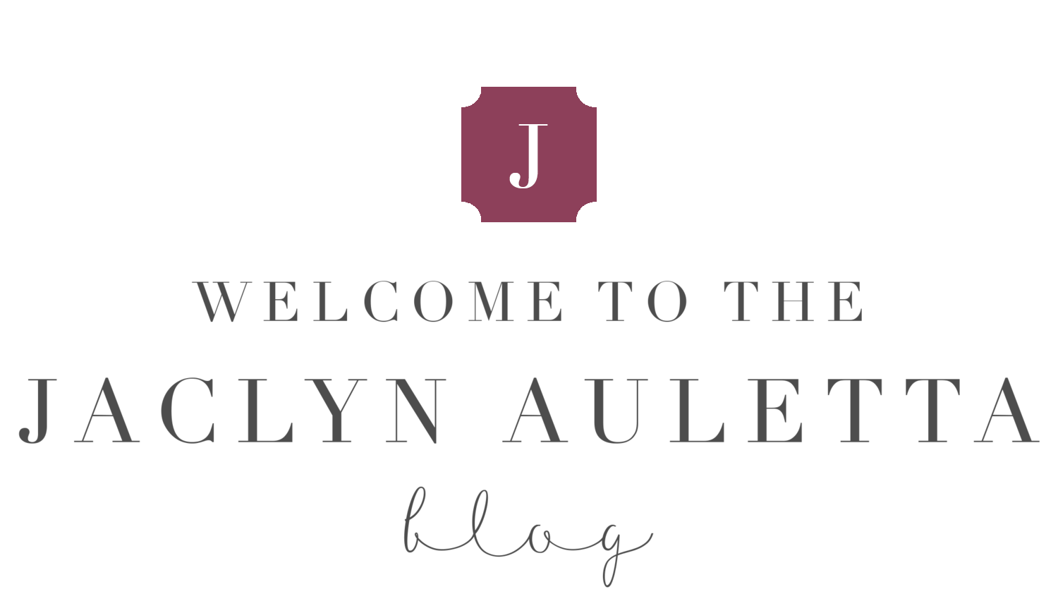 Jaclyn Auletta Blog l North Carolina Lifestyle Blog
