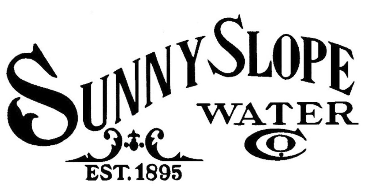 Sunny Slope Water Company