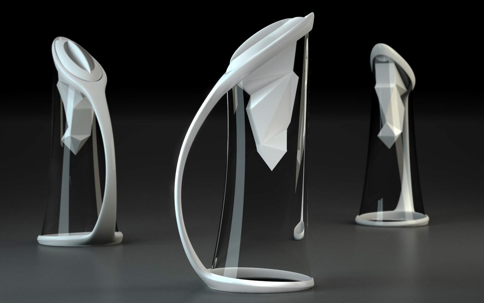 industrial design nelson ayala design. Black Bedroom Furniture Sets. Home Design Ideas