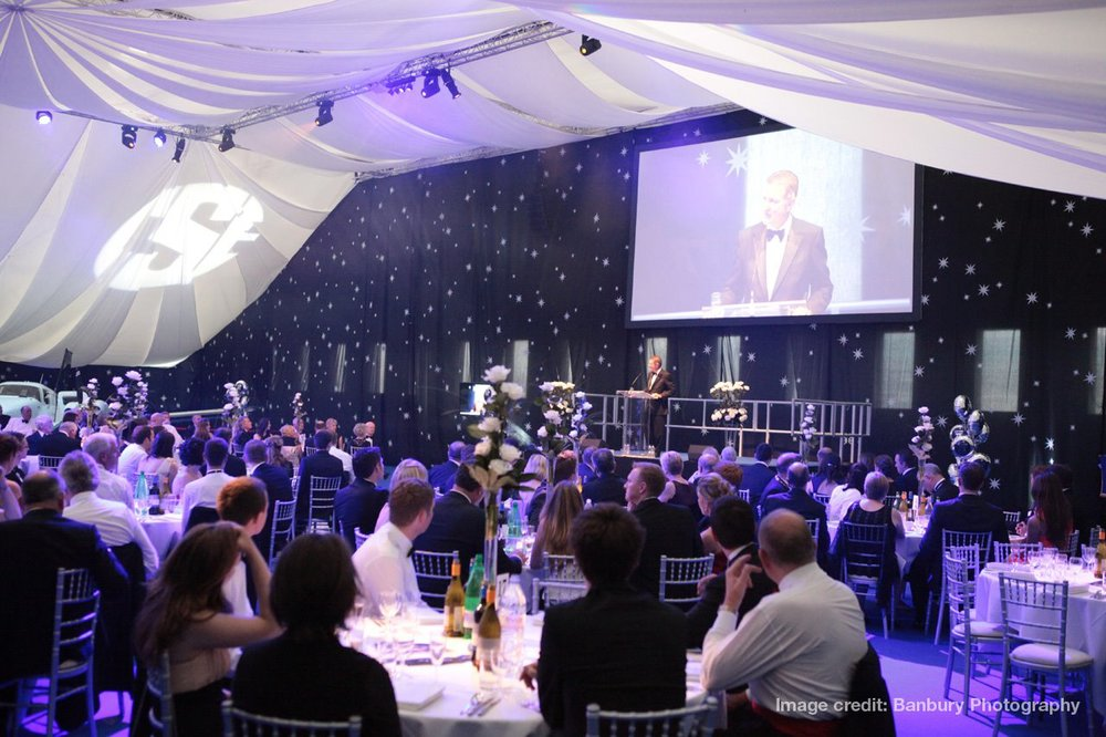To celebrate 75 years of pilot training at Oxford, a black-tie gala was recently held at Oxford Airport. Here, Mr Willie Walsh discusses his history as an ex-Oxford cadet and his later experiences. Can you spot Jai and I? Thanks to CAE OAA and Banbury Photography for the image.