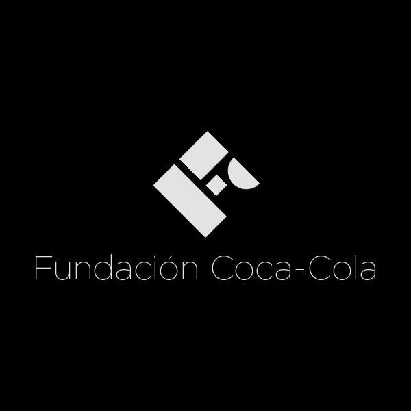Fundación Coca - Cola   Borned in 1993 Fundación Coca-Cola is a non profit organisation by The Coca-Cola Company.  Rebrand. Non profit. 2017 ©OnlyIf