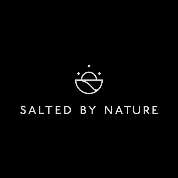 Salted by nature   Salted almonds brand fron NYC. (Rejected brand)  Brand. Foods & goods. 2017 ©AnagramaStudio