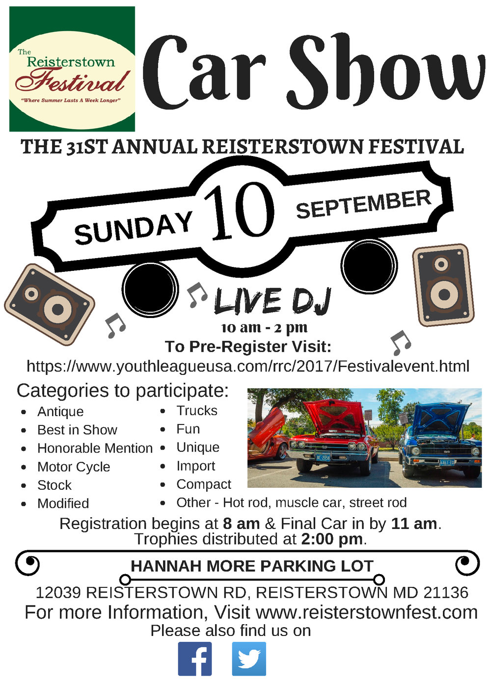 Reisterstown Festival Car Show 2017 - Michael Fortier.jpg