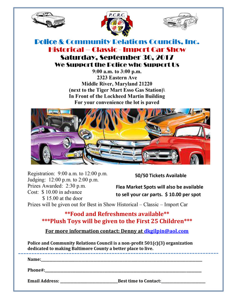 PCRC Historical Classic Import Car Show Hunt Valley Horsepower - When is the next car show near me