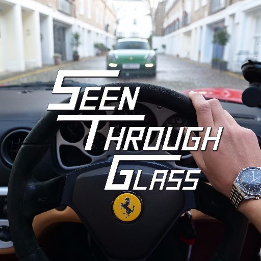Seen Through Glass - YouTube