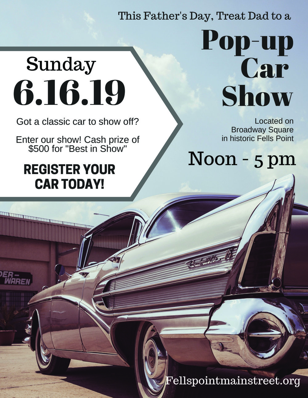Father's Day Pop-up Car Show - Fells Point 6-16-19.jpg
