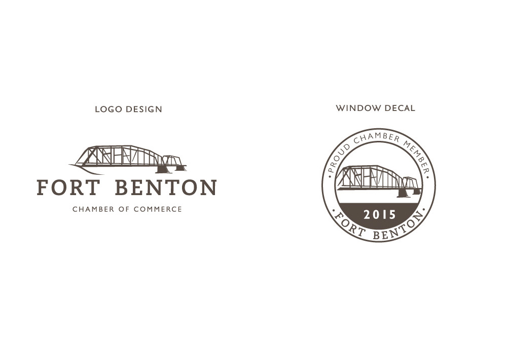 Logo and decal design
