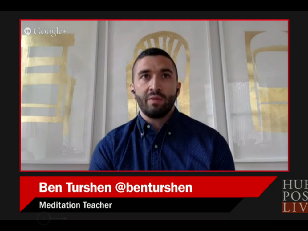 Ben Turshen HuffPost Live