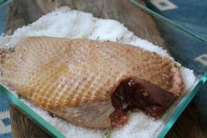 curing,duck breast,meat,recipe,homemade