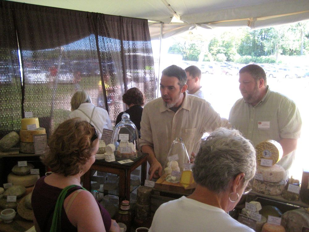 Shelburne Farm, Vermont Cheesemakers Festival, Little Seed Farm, Provisions International