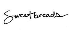 sweetbreads, little seed farm, rhubarb, grassfed ricotta, whiskey