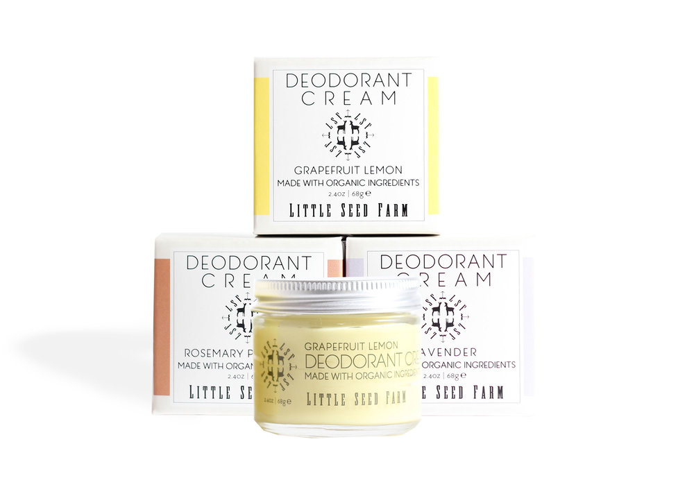 Our Natural Deodorant Is Here! Here's Everything You Need To Know To