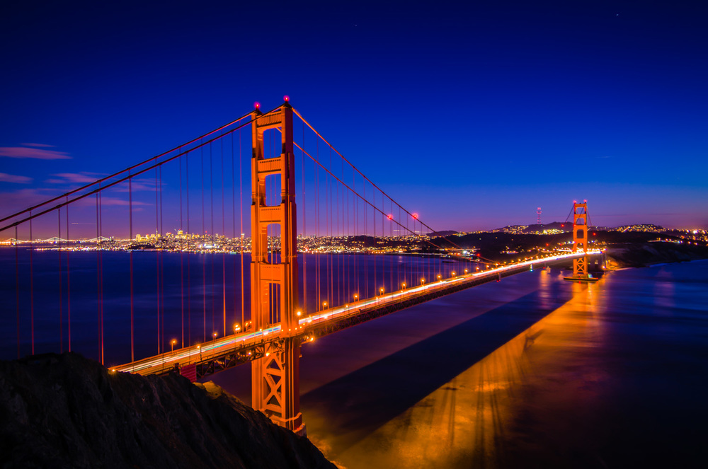Sacramento Corporate & Industrial Photography-San Francisco/Golden Gate Bridge