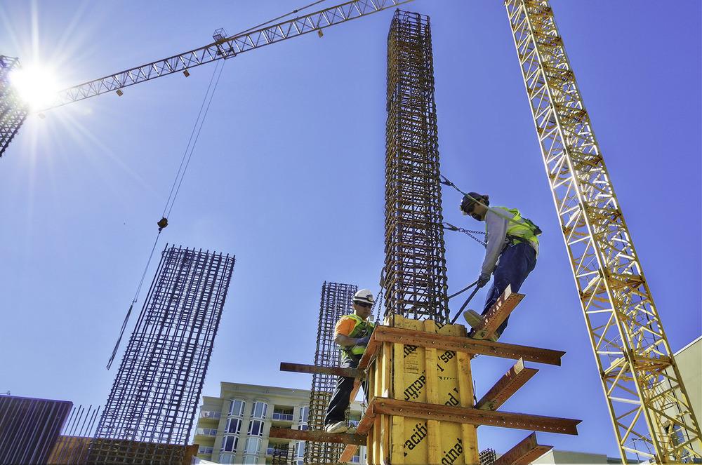 Sacramento Corporate & Industrial Photography- San Francisco Construction