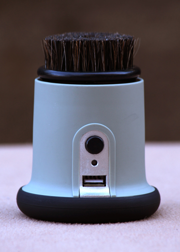 Easy Shine Electric Shoe Polisher Brush