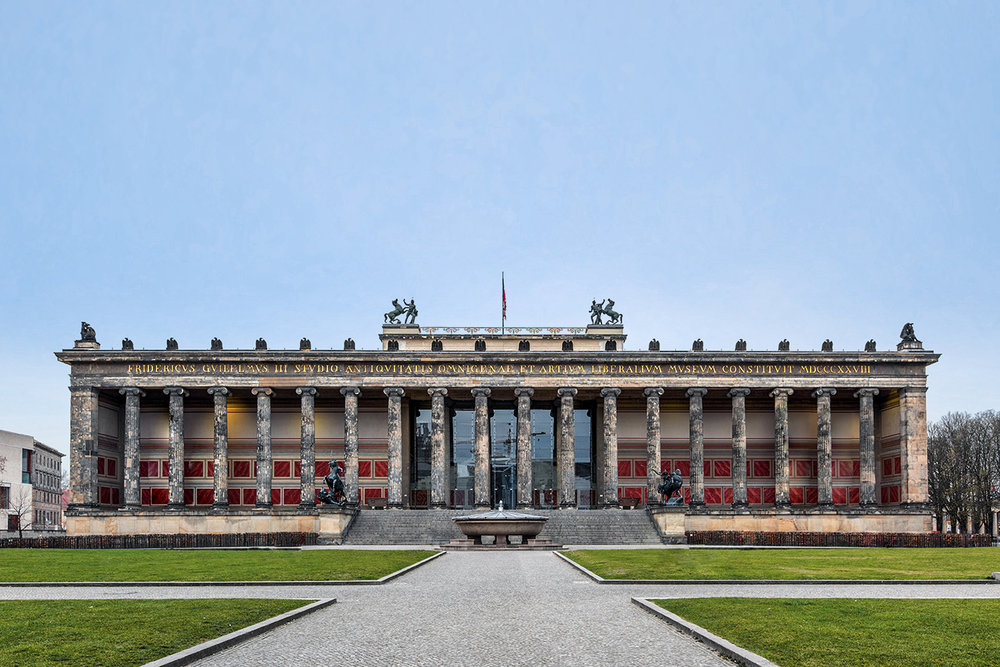 ALTES MUSEUM Guided Tour Berlin