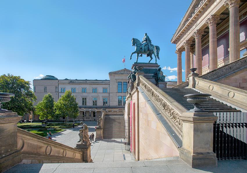ARIADNE Führung Museumsinsel