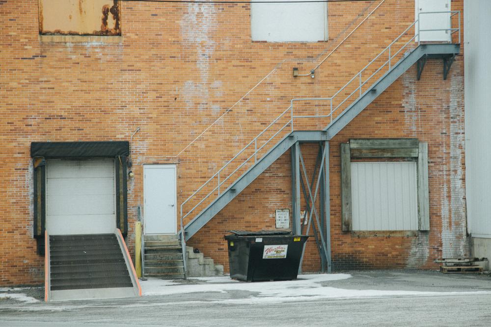 14 // 365 Belleville abandonment