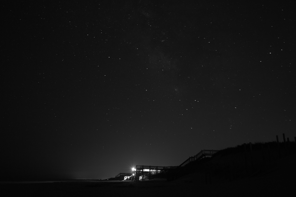 172 // 365 Long exposure along the dunes