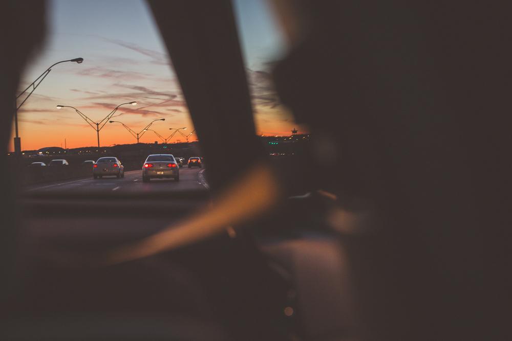50 // 366 Ohio traffic