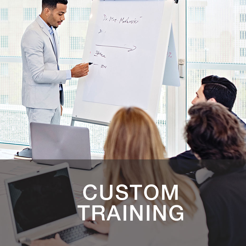 Gillespie creates award-winning custom training solutions and programs that emphasize learner performance and engagement. No matter the training need—new hire, sales rep, customer service, supervisory—you can count on our 27+ years of success.
