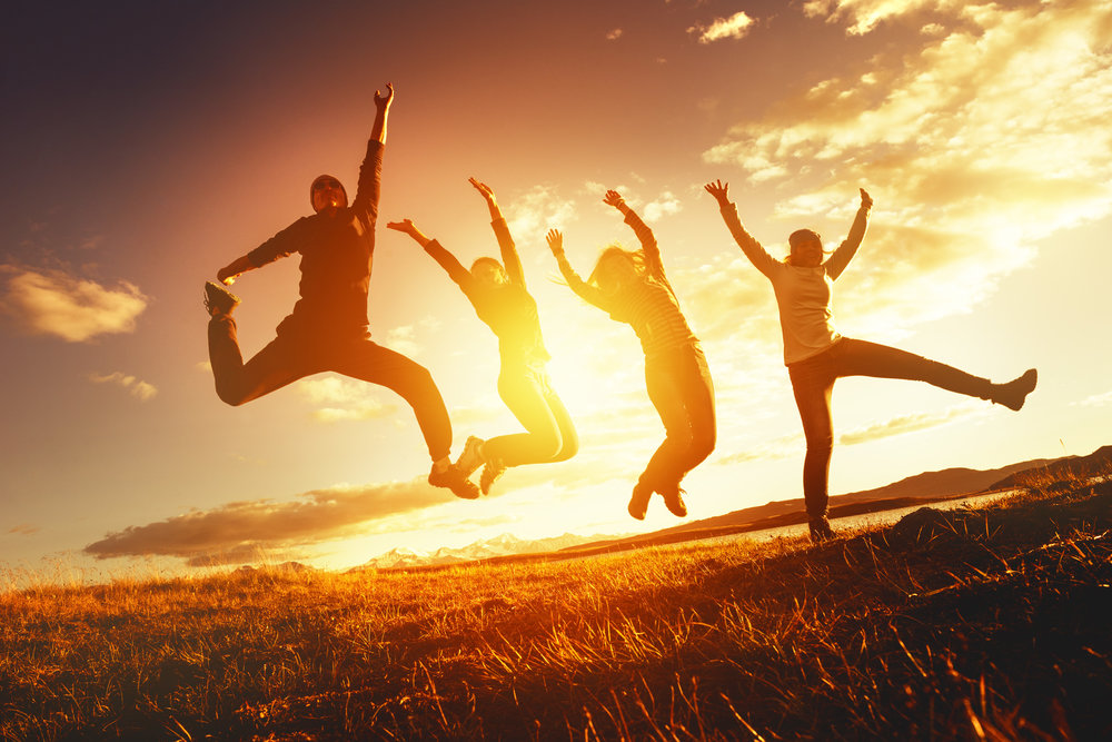 Read on to find out why we are STILL jumping for joy!