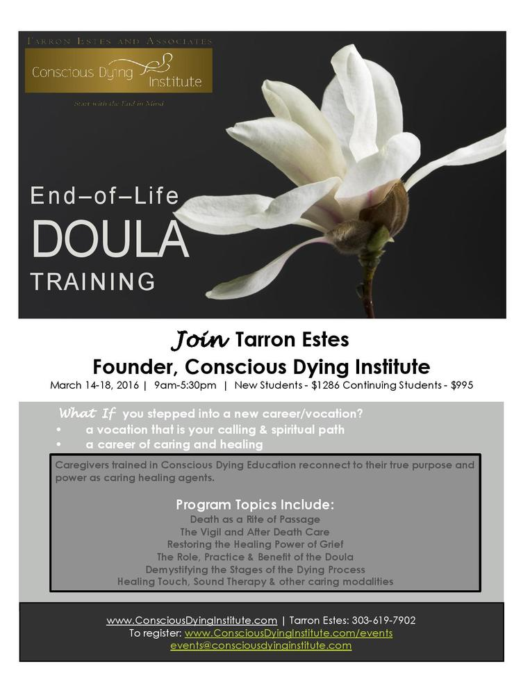 end of life topics