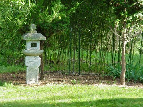 Japanese Peace Garden at Stony Point Center