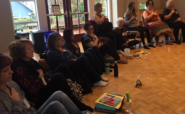 Sacred Passage End of Life Doula Certificate training in Vancouver, BC