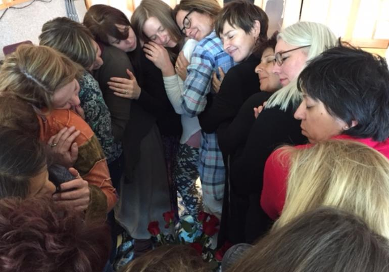 Death Doulas in training at the Conscious Dying Institute