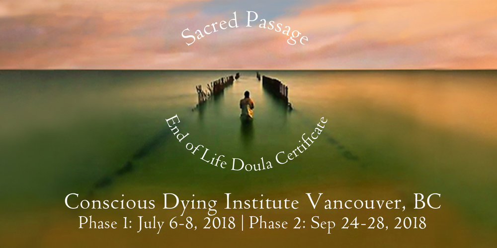 End of Life Doula Training — Conscious Dying Institute