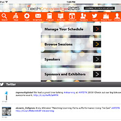 SOLD - Conference Mobile App $5,000