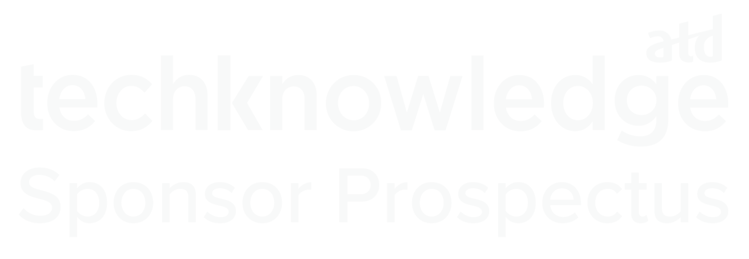 ATD TechKnowledge Sponsorship Opportunities