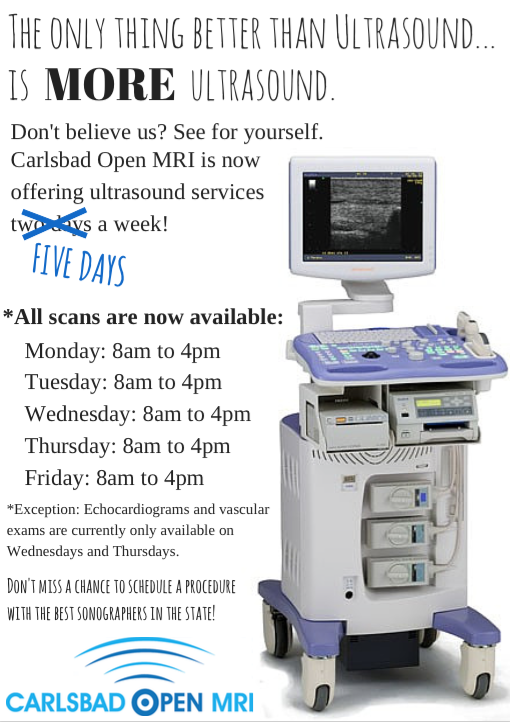extended ultrasound hours