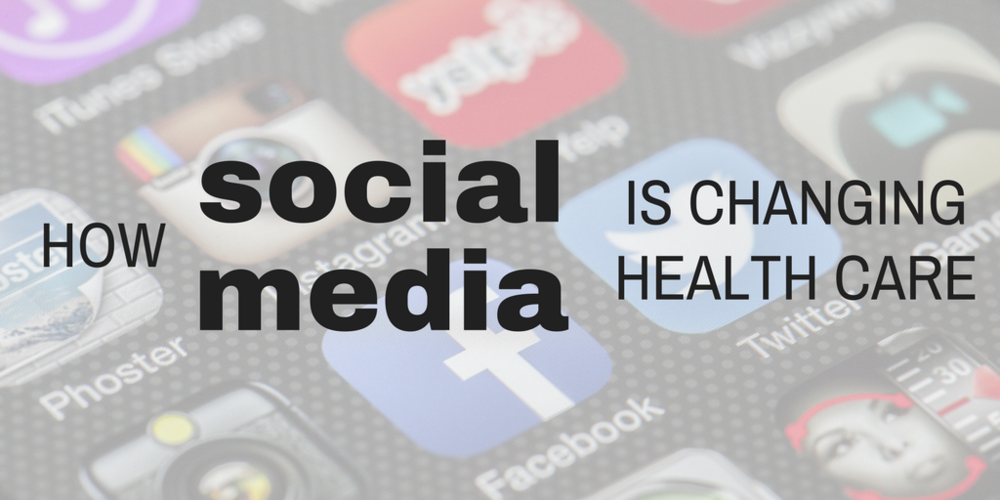 How Social Media Is Changing Health Care