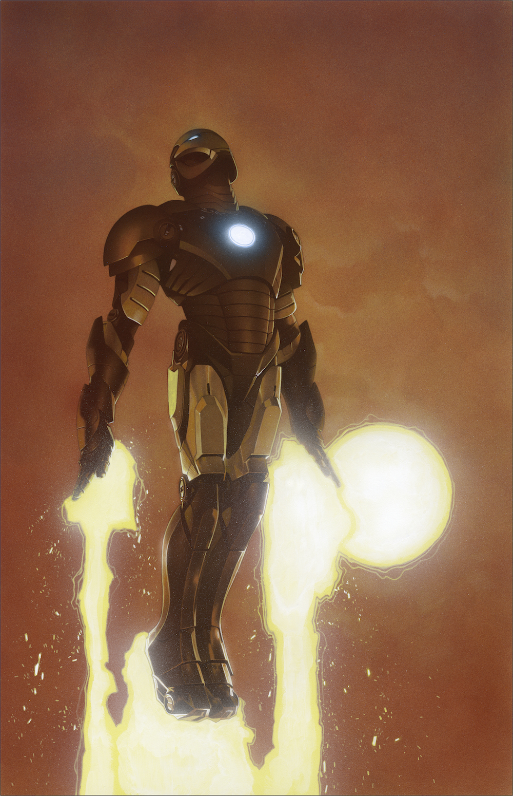 INVINCIBLE IRON MAN 3