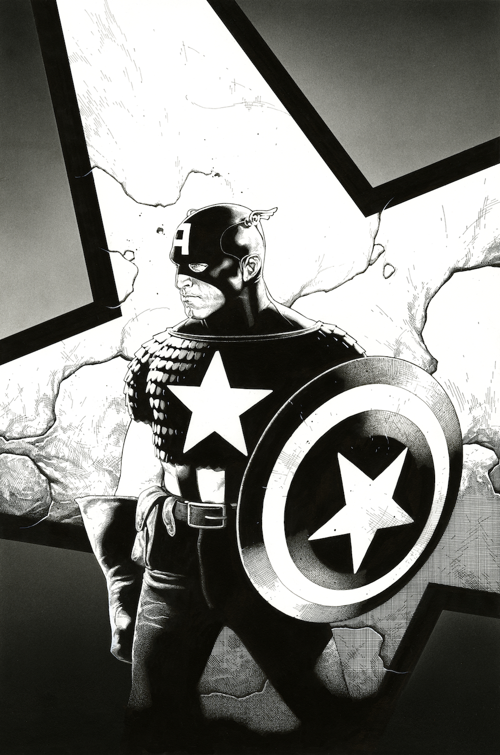 CAPTAIN AMERICA/CHOSEN 1