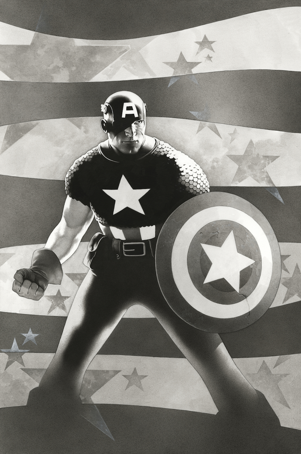 CAPTAIN AMERICA/CHOSEN 3
