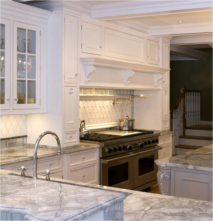 Crystal Luxe Kitchen
