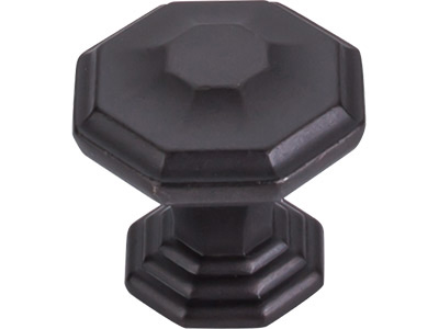 "183TK348SAB Chalet knob 1-1/2"" shown in sable bronze finish. Available in two sizes and four finishes."