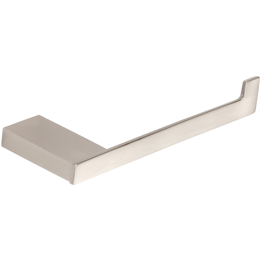 103PATP-BRN Parker tp holder shown in satin nickel.  Also available in polished chrome.