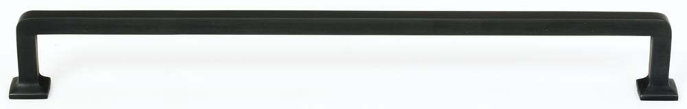 106D950-18-BRZ Millennium appliance handle 18in ctc shown in bronze.  Available in two sizes and four finishes.